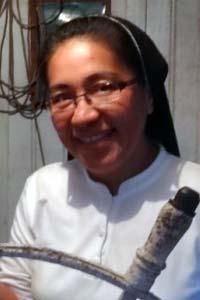 Hna Pilar Panduro