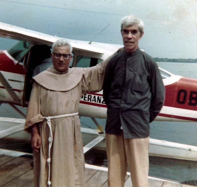 Fr. Odorico Sáiz