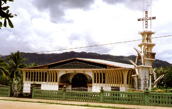 Nueva iglesia
