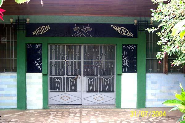 Casa misión de Mazamari