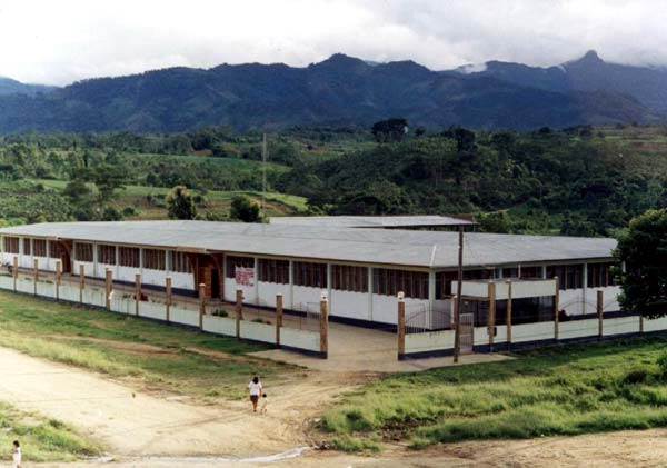 Hospital de San Martín de Pangoa