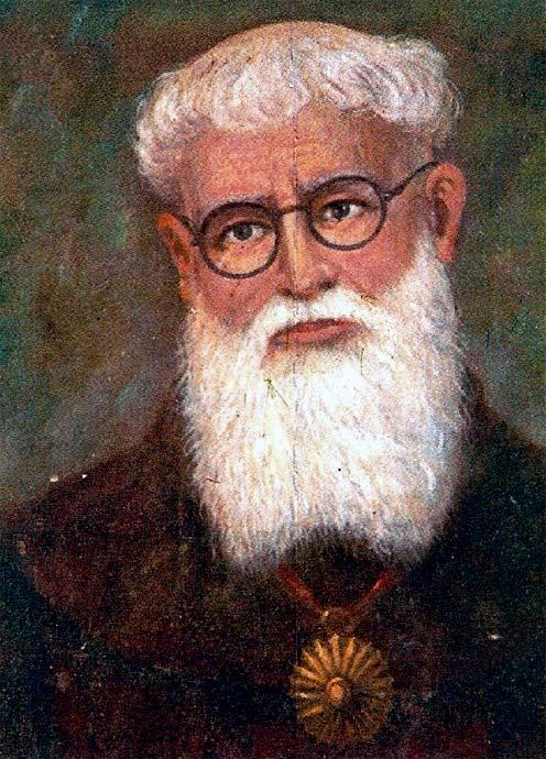 Fr. Salvador Giner