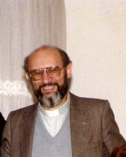 Fr. Pedro Barbero